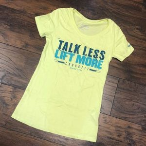 Reebok Crossfit Shirt